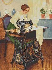 old sew machine