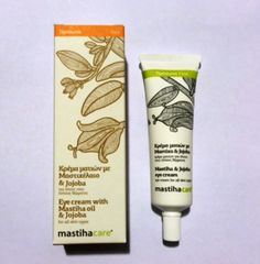 EYE CREAM WITH MASTIHA OIL & JOJOBA 30 ml