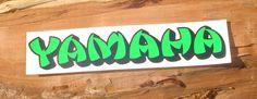 https://www.etsy.com/listing/203647867/vintage-yamaha-sticker-motorcycle-dirt Vintage Yamaha Sticker Motorcycle Dirt Bike Moto Cross 1970s old school era Green Original