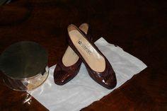 amaranth leather and crocodile