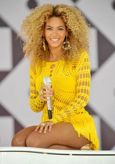 Pin for Later: 80+ Pictures That Prove Beyoncé Has Changed a Lot, but Not Really at All July 2011