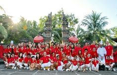 why wouldn't you want to go to #ClubMedBali when it has such a friendly, welcoming team.