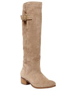 Shoes | Tall Boots | Loren Suede Boots | Lord and Taylor