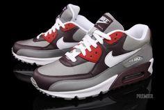 Nike Air Max 90 - Red