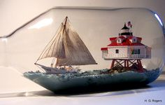Dioramas and Clever Things