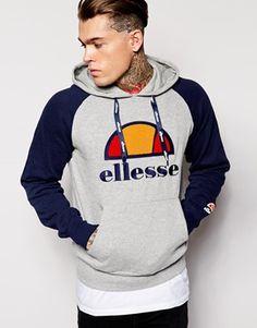 ellesse sweater grey hoodie nike outlet
