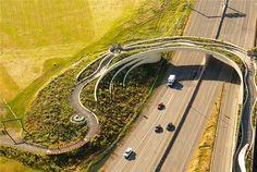 Pontes para pessoas, para aposentar de vez as passarelas
