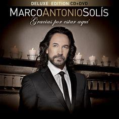 Caratula Frontal de Marco Antonio Solis - Gracias Por Estar Aqui (Deluxe Edition)