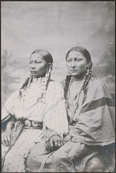 Spotted Fawn, Pretty Nose - Northern Cheyenne – 1878