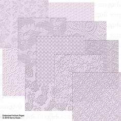 Embossed Vellum Paper Parchment Cards, Vellum Paper, Embossed Cards, What To Make, Word Art, Scrapbooks, Digital Scrapbooking, Cardmaking, Stamping