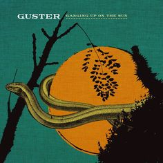 I'm listening to Satellite by Guster on Pandora