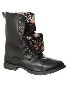 Black dress rue 21 boots