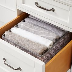 1000 ideas about t shirt storage on pinterest for T shirt drawer organization