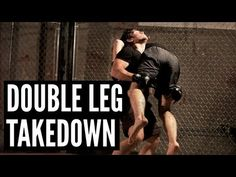 "Double Leg Takedown | Andrew ""Squid"" Montañez | mmasurge.com #mma"