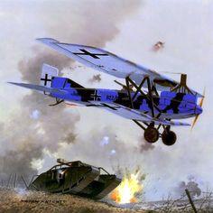 Junkers JI - Brian Knight - Windsock