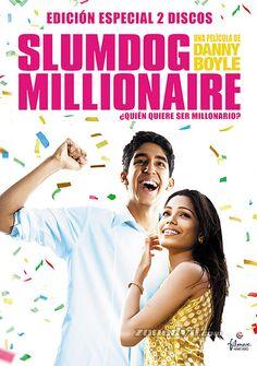 """Jamal Malik es un adolescente pobre de Bombay que participa en la versión hindú del programa """"¿Quién quiere ser millonario?"""". A punto de conseguir 20 millones de rupias, premio máximo del concurso, el joven es interrogado por la policía, que sospecha que esta haciendo trampas."""