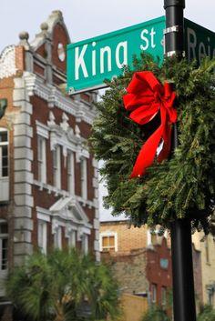 Charleston Christmas on King Street
