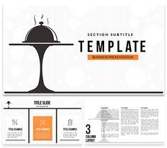 Restaurant powerpoint template boatremyeaton restaurant powerpoint template toneelgroepblik Gallery