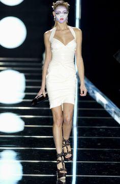Ana Beatriz Barros at Christian Dior F/W 2003