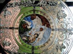 Венецианские зеркала и зеркальная мебель