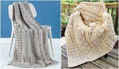 Celtic Afghan [Free Crochet Pattern]
