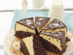 Schokokuchen mit Kokoscreme ist ein Rezept mit frischen Zutaten aus der Kategorie Schokoladenkuchen. Probieren Sie dieses und weitere Rezepte von EAT SMARTER!
