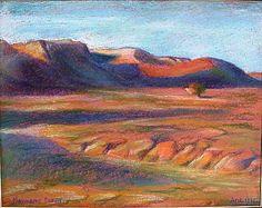 Maynard Dixon | Desert View