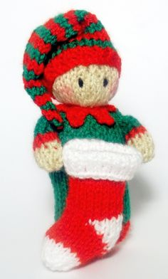 bitsy baby elf is ready to help on christmas eve although hes only small