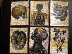 Artist Trading Cards 64 by KatarinaNavane.deviantart.com on @deviantART