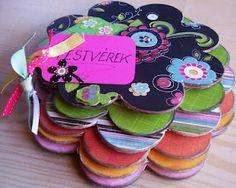 Spring album by Merika Minnie Mouse, Scrapbook, Album, Disney Characters, Blog, Spring, Inspiration, Biblical Inspiration, Scrapbooking