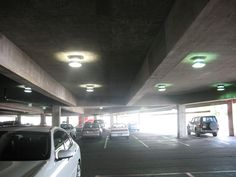 PARKING INDUCTIONS LIGHTS