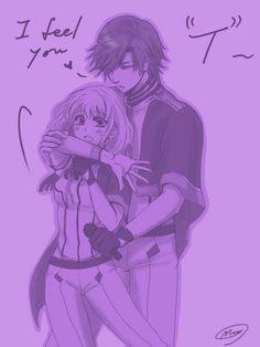 "Ichinose Tokiya x Haruka I feel you ""T"""