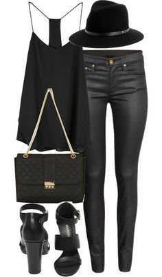 styleselection: Untitled #1116 by im-emma featuring skinny jeans
