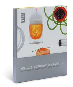 Molecular Gastronomy by MOLECULE-R Cookbook $24.95