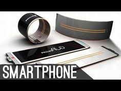 The Future of Smartphones! - YouTube