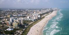 sauth beach | South Beach Florida Aerial