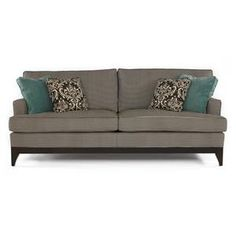 For The Kincaid Furniture Alston Stationary Sofa At J Your Mobile Daphne Tillmans Corner Alabama Mattress