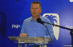 Sortean posiciones para próxima ronda de primarias en el PNP