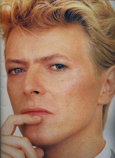 David Bowie, weer een icoon minder :-(