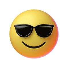 Happy Face Sticker by Emoji for iOS & Android Animated Smiley Faces, Emoticon Faces, Funny Emoji Faces, Animated Emoticons, Funny Emoticons, Emoji Images, Emoji Pictures, Cute Images For Dp, Emoji Love