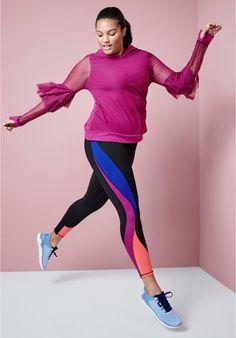 7aa81c849466e Plus Size Livi Active Workout Clothes & Activewear