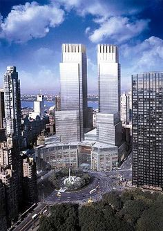 The Time Warner Center is known as New York City's gold standard for luxury, as 80 Columbus Circle is home to some of Manhattan's finest shopping and most acclaimed restaurants in New York, as well as the ultra-luxe Mandarin Oriental Hotel, widely considered the finest in the city.