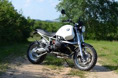 Racing Cafè: BMW R/GS by Motorieep