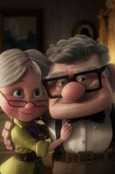 Carl & Ellie