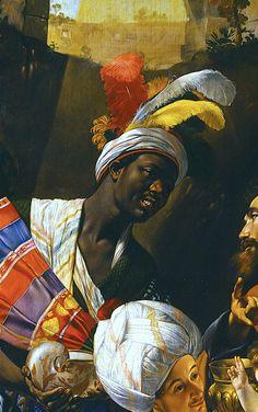 Juan Batista Maíno Adoration of the Kings (bigger) Spain (c. 1612)