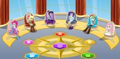 The Council of Harmony by Amante56 on DeviantArt