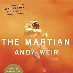 Apollo 13 meets Robinson Crusoe. Best fiction I've read all year. #themartian