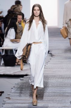 All the Looks From Michael Kors Spring Summer 2018
