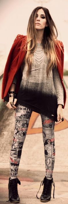 Look Du Jour: Preaching The End Of The World | by Fashion Coolture