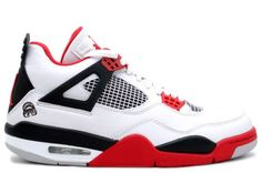 "Nike Air Jordan 4 Retro ""Mars Blackmon"" aka Spike Lee-Edition"